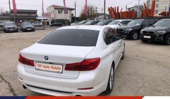 BMW SERIA 5 520D-50350KM-2017-GARANTIE 12LUNI/20000KM -POSIBILITATE LEASING DOB. ANUALA 3.99% full